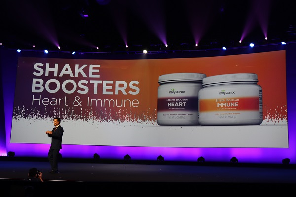 New Shake Boosters