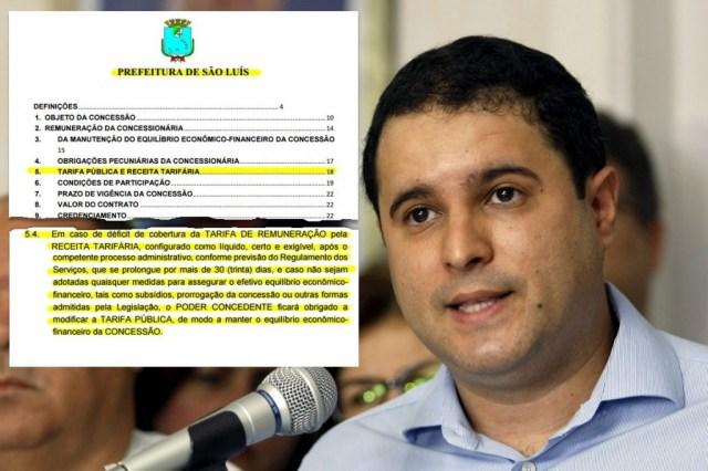 Prefeito Edivaldo Júnior disse uma coisa na campanha e outra após a eleição