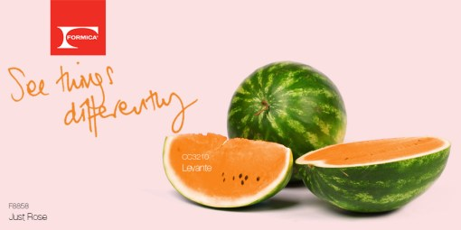 Isaias Machiavelli for Formica Levante Watermelon