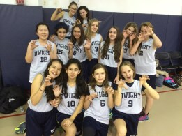 Dwight Girls 7/8 BBall