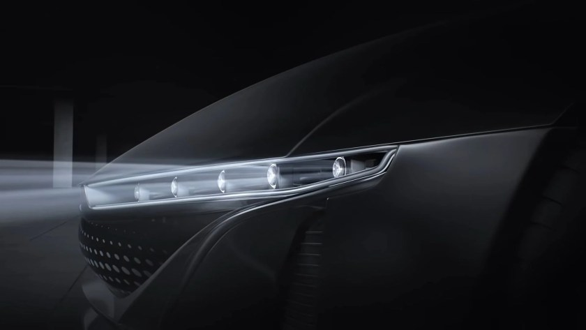 New lights technology by Samsung for Vehicles