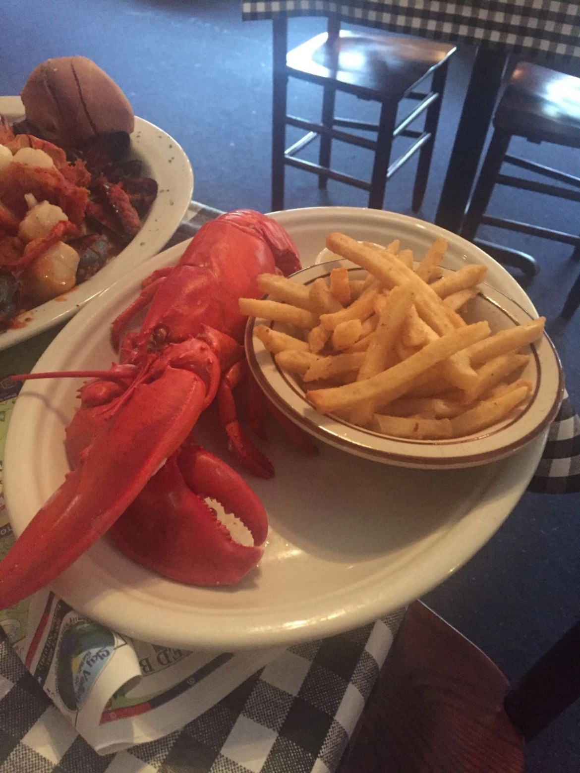 Lobster Trap - Amazing food in Vermont