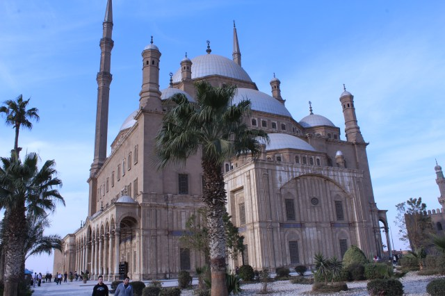 The Great Mosque in Citadel, Cairo, Egypt