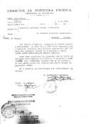 Denuncia di scomparsa dello Statuto Comunale