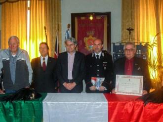 Presentazione del libro a Potenza Picena.