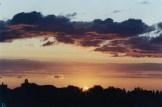 Foto panoramiche scattatte da Roberto Stramucci nel settembre 1993 a Potenza Picena.