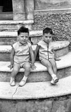 I cugini Mario e Mauro Spinaci.
