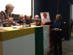 TORINO - Premio Mario Soldati 3 - 22 novembre 2014. Foto prop. Graziella Carassi.