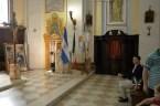 Interno Collegiata S. Stefano. Manifestazione Bicentenario indipendenza argentina 9 luglio 2016. Foto di Enzo Romagnoli.