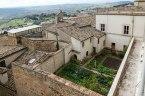 Orto Monastero Benedettine di Santa Caterina in San Sisto a Potenza Picena - Foto Sergio Ceccotti.