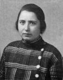 Agata Polidori sorella di Araldo - Archivio Storico Comunale Potenza Picena.