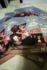 Pubblicazione che raccoglie le poesie premiate e segnalate al quarto premio Poesia Giovanni Pastocchi - 18-9-2016. Foto di Elisa Cartuccia.