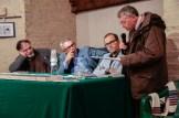 Intervento del Dott. Roberto Domenichini alla presentazione libro Vincenzo Varagona su p. Pietro Lavini. 11-12-2016 Foto Jonathan Micucci.