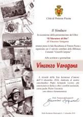 Pergamena opera dell'artista Giusi Riccobelli