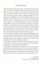 Presentazione del Presidente dalla Banca Sandro Palombini al libro di poesie 'O Mondesando Mia' di Giovanni Pastocchi