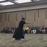 修心流居合術兵法公開演武 in Seattle Sakura-Con