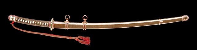 九四式軍刀拵