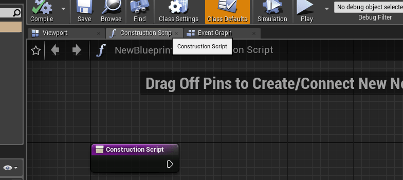 UE4 - Be careful with the Construction Script - Isara Tech