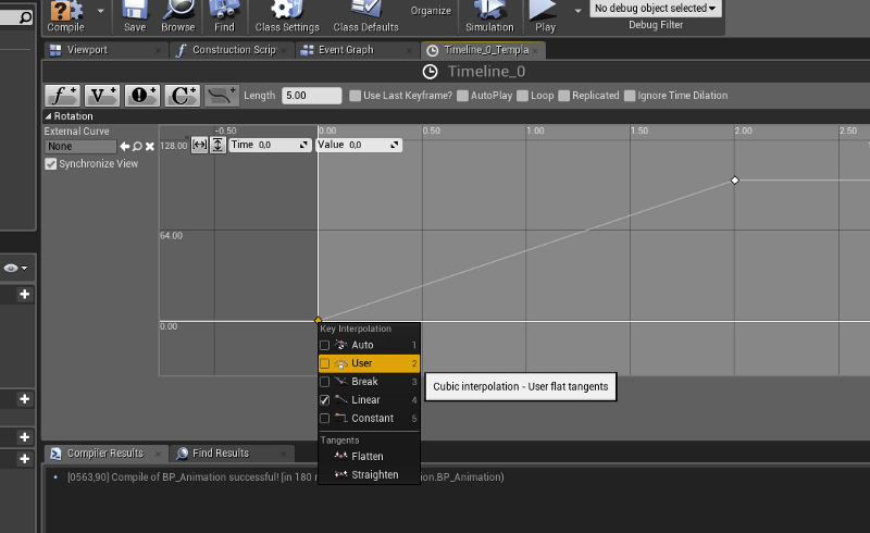 UE4 - Making animations with blueprints: the Timeline - Isara Tech