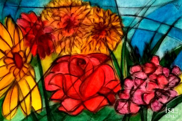 Flores-Pastel-Vento-40x60cm-OK