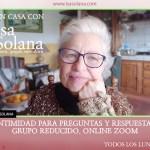En casa con Isa Solana (todos los lunes) CUARENTENA DEL AMOR