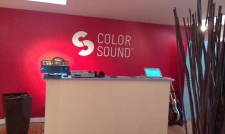 Studio Colorsound