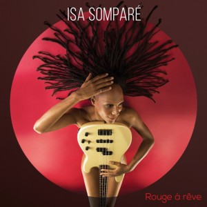 COMPRESS Isa Somparé_Cover Rouge à rêve