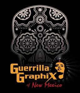 Guerrilla Graphix Sponsor Sign - RGB