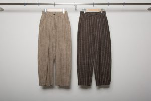 Balloon pants (corduroy)
