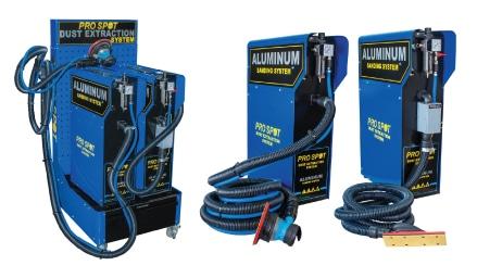 Dust free sanding system