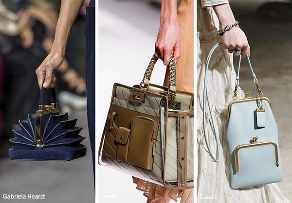 Newest Trends 2020.Bags Trends 2020 These Are The Newest Materials Colors And