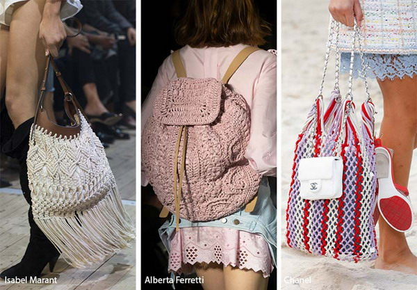 Backpack Trends 2020.Bags Trends 2020 These Are The Newest Materials Colors And