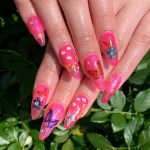 Colorful Jelly Nails - this is how we carry the new nail trend in 2021!