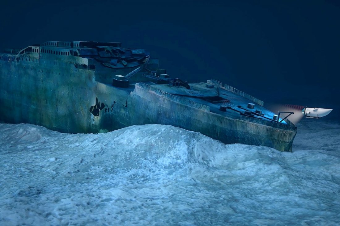 Titanik kehaneti herkesi şok ediyor - Galeri - Teknokulis