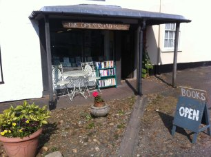 The Open Road bookshop, venue