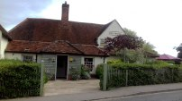 Pubs in Stoke-by-Nayland: The Crown