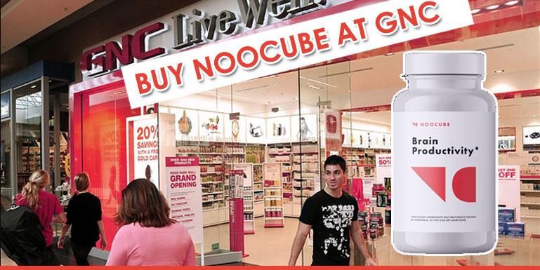 Noocube GNC