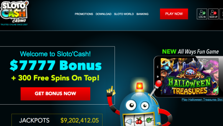 SlotoCash Casino Review: Is Legit or a Scam? | Sister Casinos