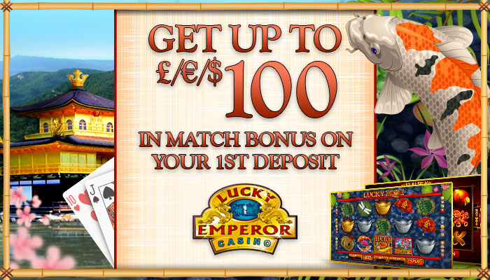 Lucky Emperor Casino Review: Is Legit or Scam?   Sister Casinos (2020)
