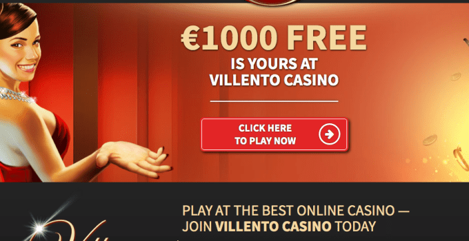 Is Villento Casino Legit