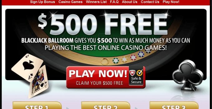 Is BlackJack Ballroom Casino Legit