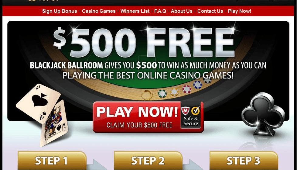 Blackjack Ballroom Casino Review: Legit or Scam?   Sister Sites Casinos