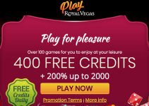 Is Play Royal Vegas Legit