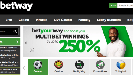 Is Betway Legit or  Scam? – Review | Betway Sister Sites