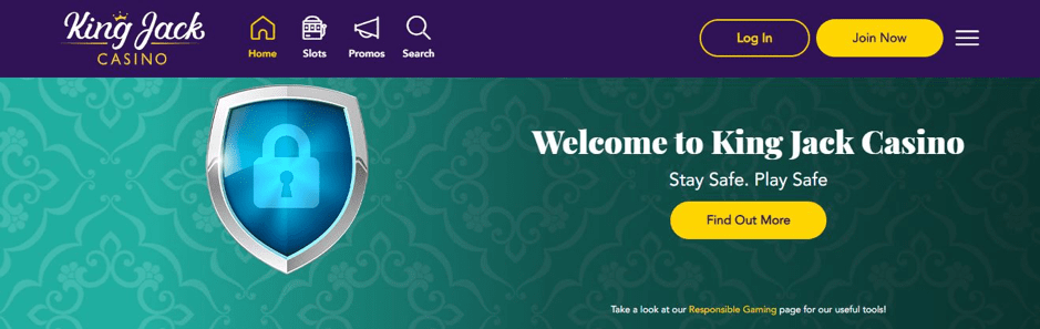 Is King Jack Casino Legit or Scam? – Review   Sister Casinos