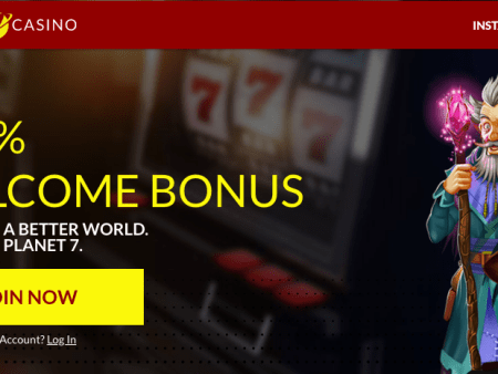 Planet 7 Casino Review: Is Legit or a Scam?   Sister Casinos