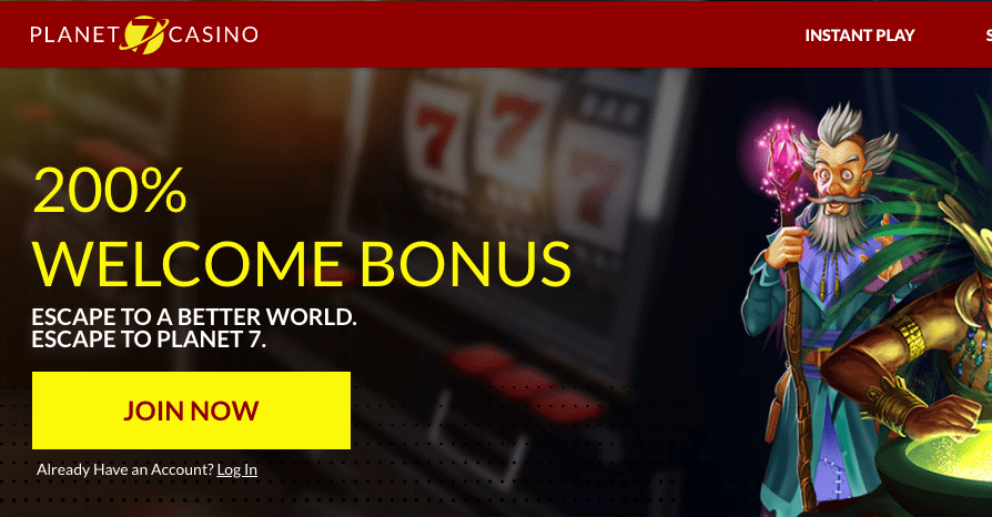 Planet 7 Casino Review: Is Legit or a Scam? | Sister Casinos