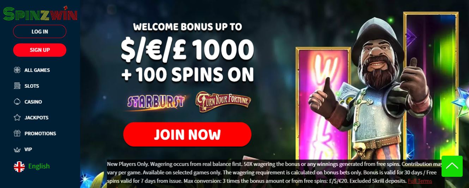 Is Spinzwin Casino Legit or a Scam? – Review | Sister Casinos (2020)