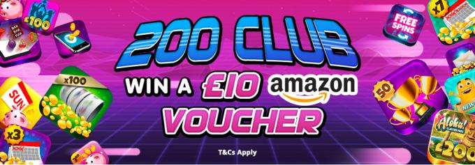 Online Casino London 200 Clubs