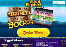 Is Slots-Kingdom Legit